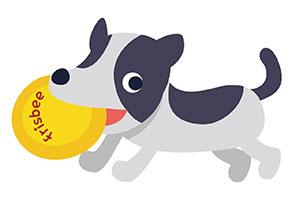 遊びの中で学ぶ犬のしつけ